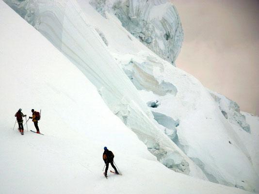 Taculflanke - Ca. 3700 M