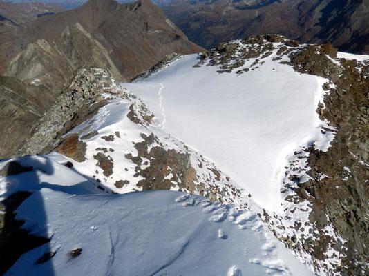 Gipfelblick - Gipfelplateau