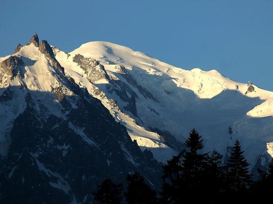 Hohes Ziel - Mont Blanc - 4811 M