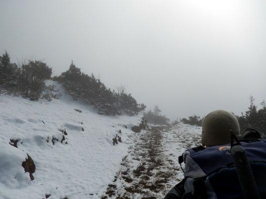 Aufstieg - Nach Khumjung