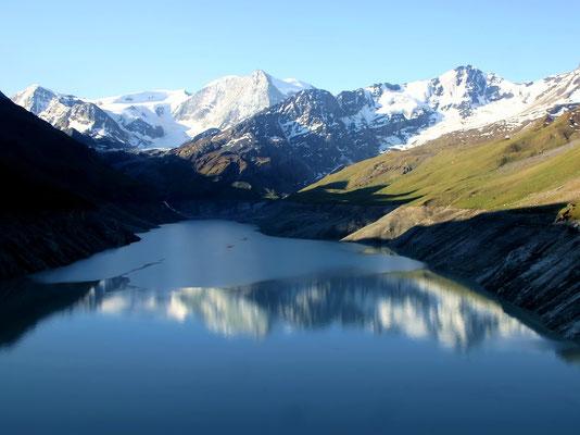 Lac des Dix - Cheilon