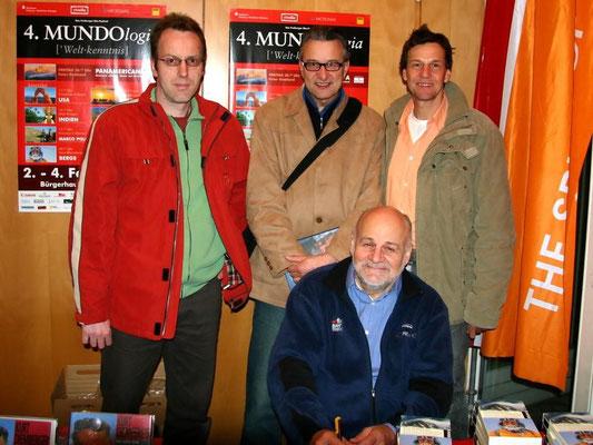 Motiv 7 - Jürgen Wiesler - Hanspeter Schmider - Thomas Schmider - Kurt Diemberger - 2007