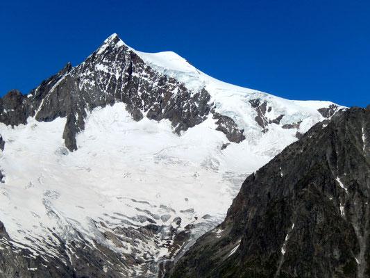 Gipfelblick - Aletschhorn 4193 M