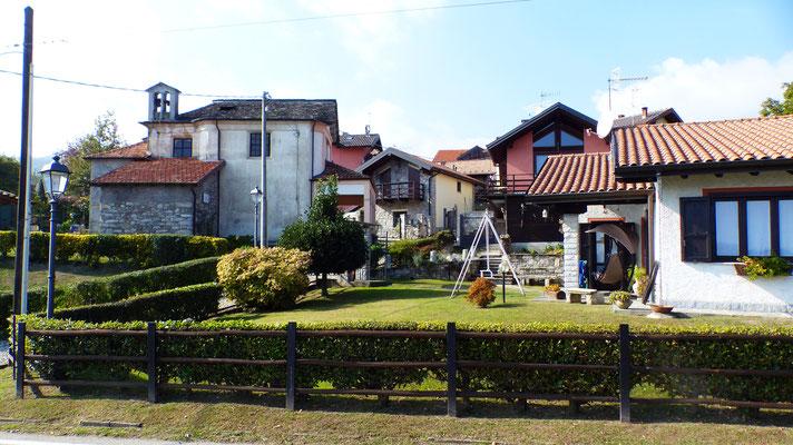 Monte San Giulio - 423 M