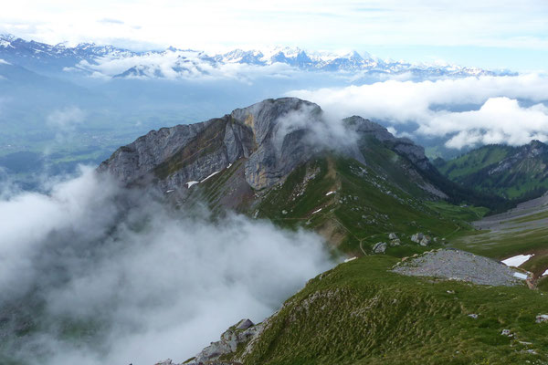 Esel-Gipfelblick - Matthorn
