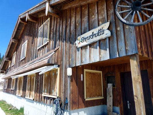Obere Chrudhütte - 1423 M