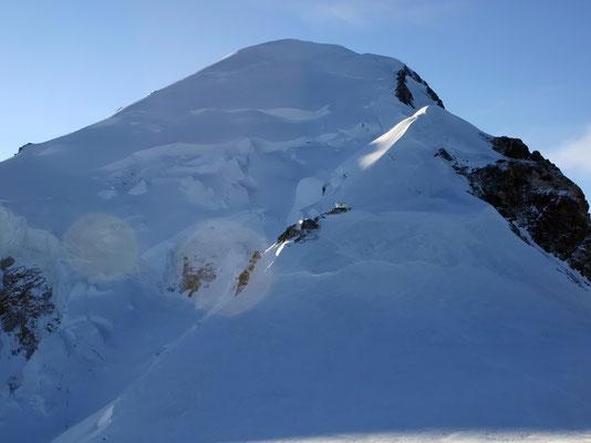 Mont Blanc - Vom Dômeplateau