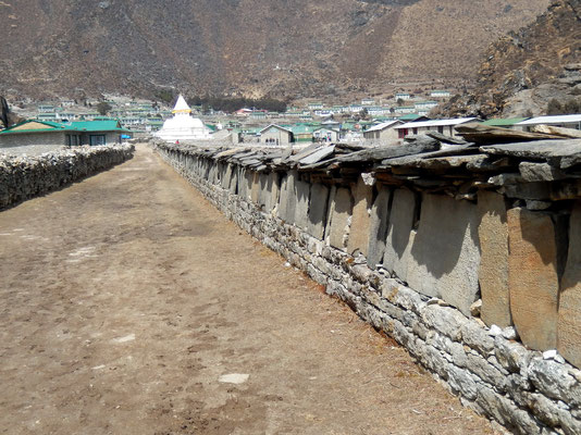 Khumjung - 3790 M
