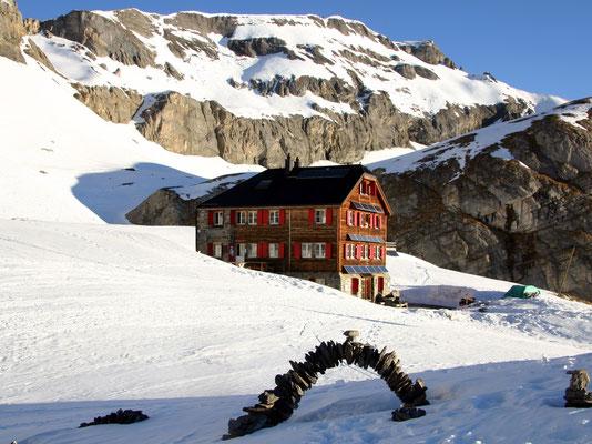 Lämmerenhütte - 2502 M