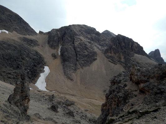 Cima Scalieret - Vom oberen Vajolettal