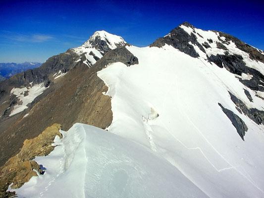 Gipfelgrat - La Luette