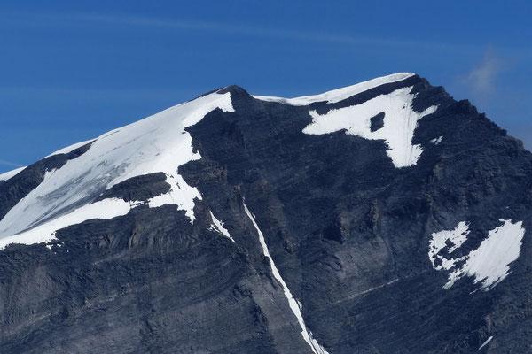 Gipfelblick: Balmhorn, 3699 M