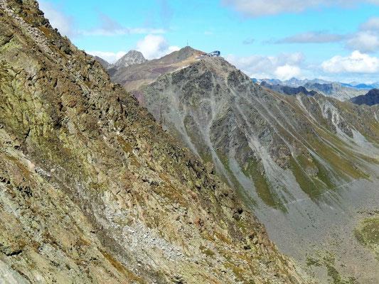 Bergstation Piz Nair - 3056 M