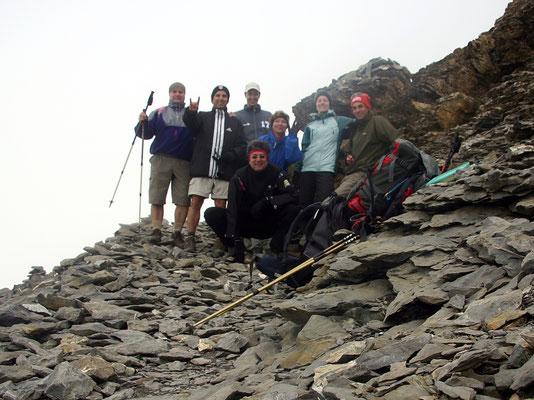 Am Col des Paresseux - 3056 M