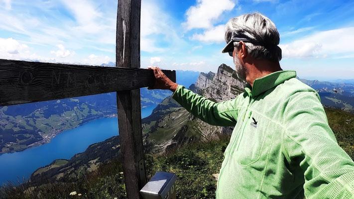 Schibenstoll-Gipfel - 2234 M