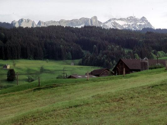 Alpsteinmassiv
