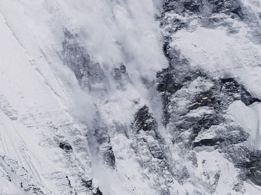 Lawinen - Lhotse-Südwand