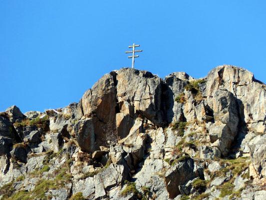 Gipfel des Orenknott - 2258 M