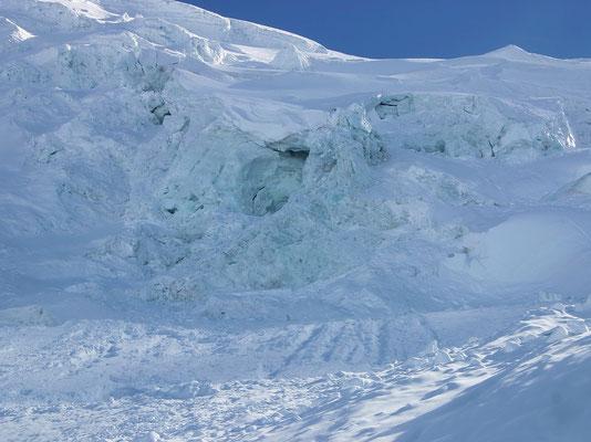 Eisausbruchzone