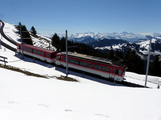 Rigi-Zahnradbahn