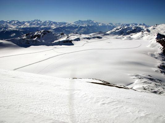 Glacier de la Plaine Morte