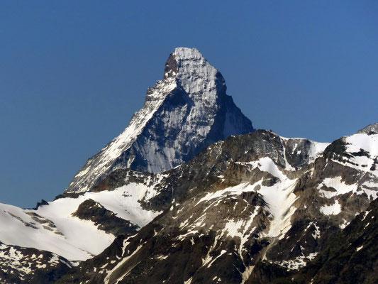 Gipfelblick - Matterhorn