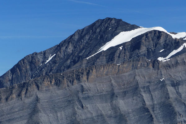 Gipfelblick: Altels, 3629 M