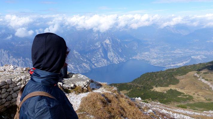 Gipfelblick - Lago di Garda - Riva