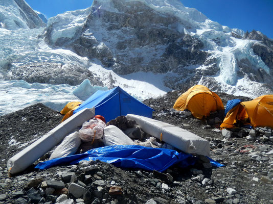 Mount Everest-Basecamp