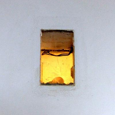 Lichtfolter - Zelle von Innen