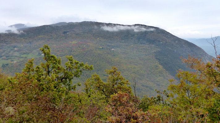Monte Creta - 1167 M