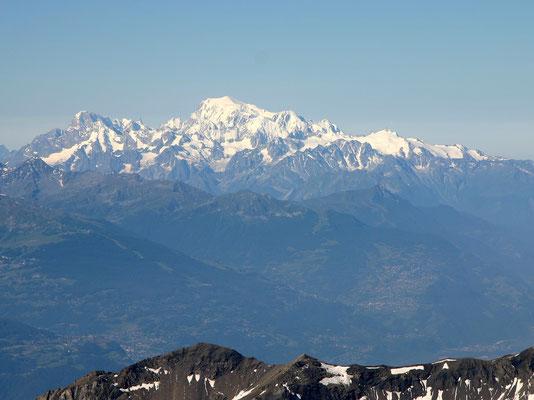 Mont Blanc Massiv - 4811 M