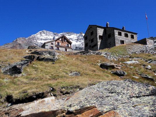 Weissmieshütte vor Lagginhorn