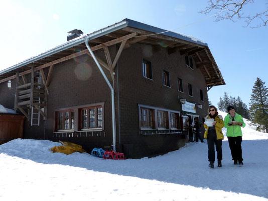 Krunkelbachhütte - 1294 M