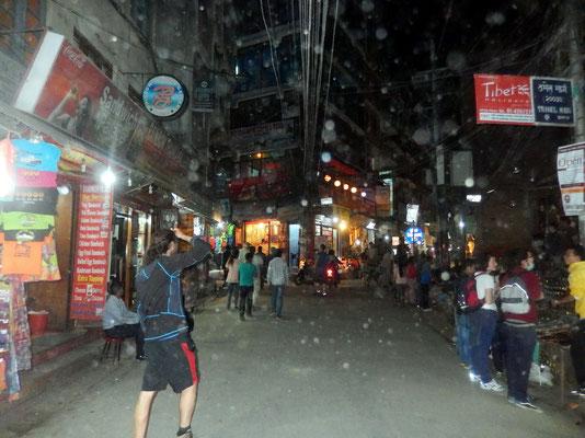 Thamel bei Nacht
