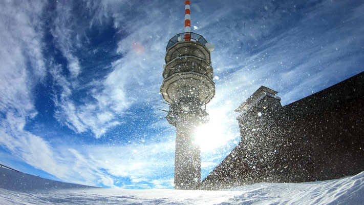 'Neuer' Feldbergturm