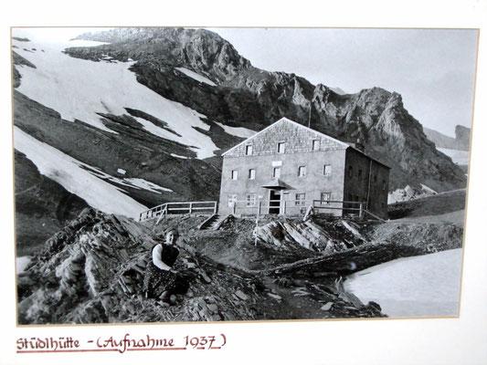 Die alte Stüdlhütte