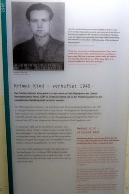 Helmut Kind - Verhaftet 1945