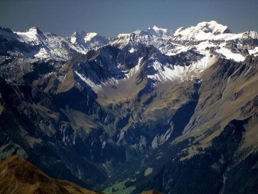 Glarner Alpen mit Tödistock