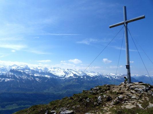 Gipfelkreuz - 1698 M