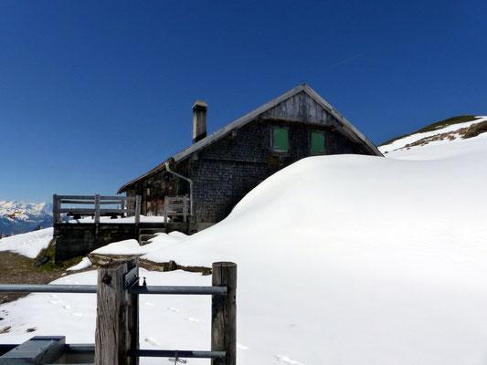 Kulmhütte - 1676 M