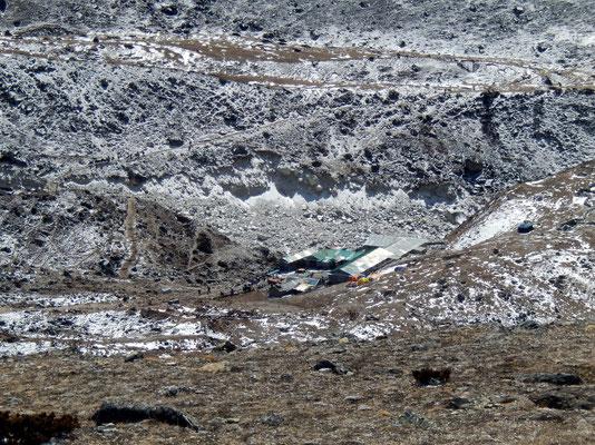 Abstieg vor Dughla - 4593 M