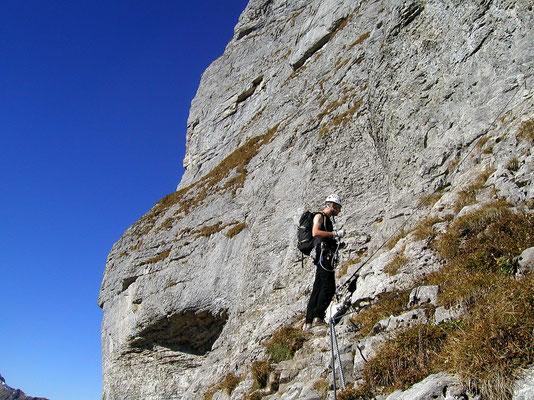 Felswand - Vorder Eggstock