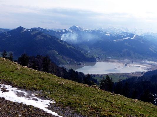 Etzel-Aubrig-Bergkette