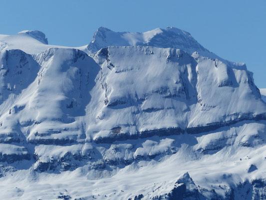 Gipfelblick - Windgällen, 2764 M