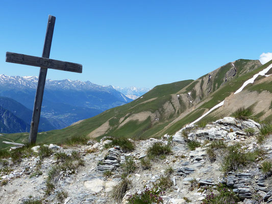 Graus Horli-Gipfel - 2613 M