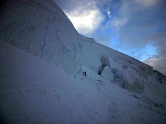 Taculflanke - Ca. 3650 M