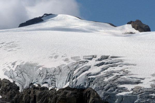 Les Diablerets-Hauptgipfel, 3210 M