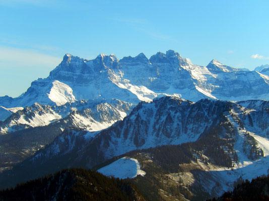 Dents du Midi - Chablais-Alpen