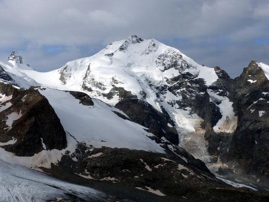 Piz Bernina - 4048 M